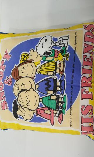 Seat Cushion Snoopy & Friends