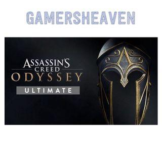 Assassin Creed Odyssey Ultimate Edition