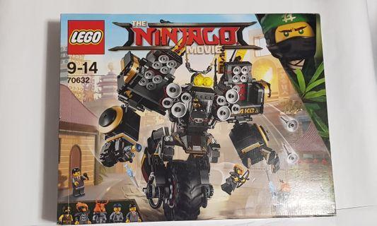 Lego 70632 Quake Mech Ninjago Movie