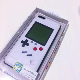 Tetris Console Game Phone Case for iphone 6/6s plus