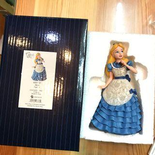 全新迪士尼公主擺設 Alice in the wonderland Disney Princess