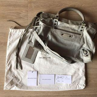 100% Authentic Balenciaga Giant City Bag