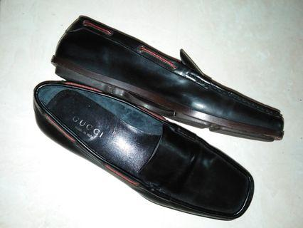 Gucci loafer shoes, size38