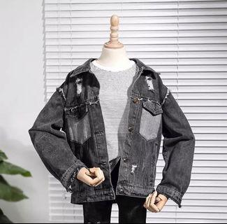 Denim Jacket oversize