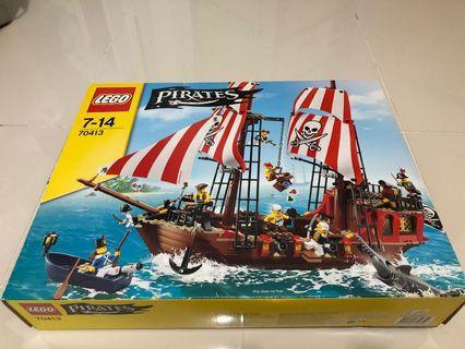 Lego 70413 海盜船
