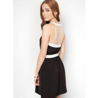 Zalora Strappy Back Dress