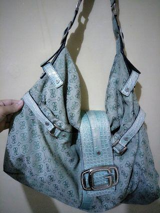 """Tote bag original """"Guess"""""""
