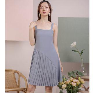 TTR MEL pleated dress Lavender