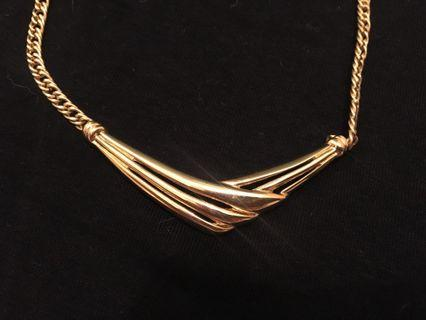 Gold Plated Necklace 頸鏈