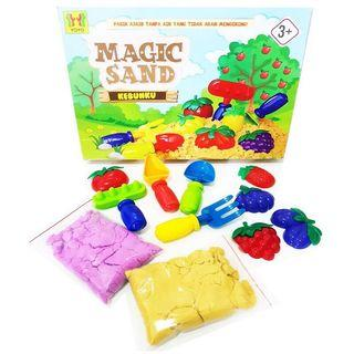 Pasir Kinetik Magic Sand