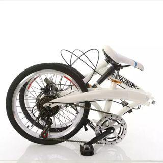 20Inch Shimano 7-Speed Foldable Bicycle