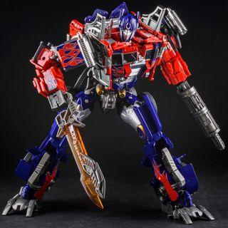 In Stock Transformers Wei Jiang Optimus Prime M-01 M01 Weijiang