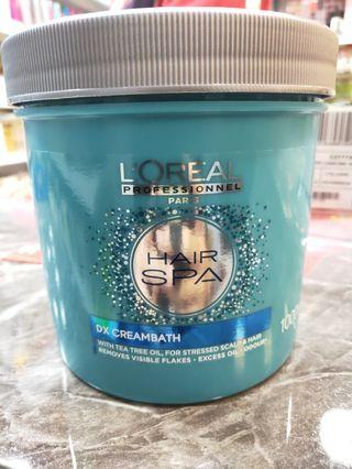 🚚 loreal Hair Mask dx creambath