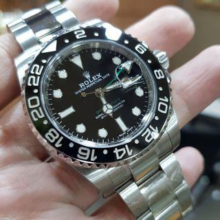 (Discontinued hot model) Rolex GMT Master II 2017