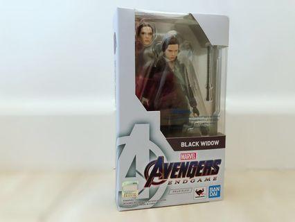 SHF Black Widow 全新 行版 黑寡婦 Banbai S.H.Figuarts Marvel Avengers Endgame 復仇者聯盟 終局之戰