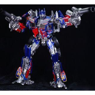 In Stock Black Mamba BMB LS03 LS-03 Optimus Prime Transformers Commander of God of War