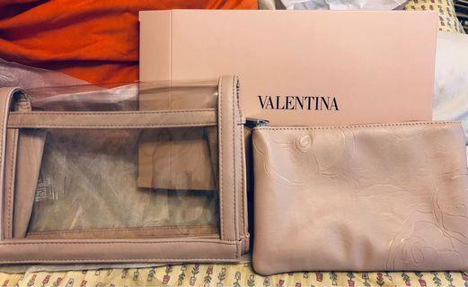 Valentino 化妝袋