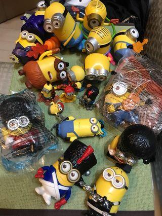 Minions 玩具