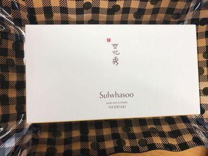 Sulwhasoo /雪花秀滋盈四件套裝