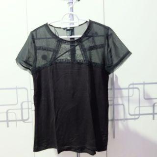H&M Tops in Black