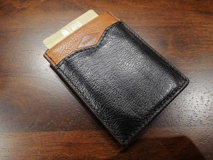 Fossil Cardholder with RFID and money clipper #MRTKD