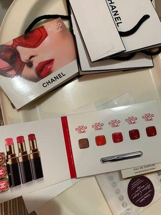 Chanel Lipstick Sample