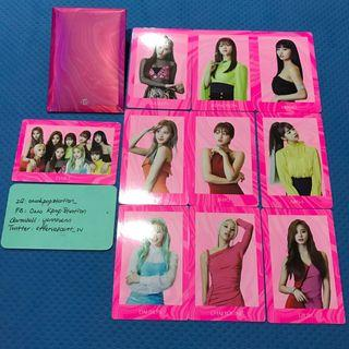Twice Fancy You Official PO Benefit Photocard Set A