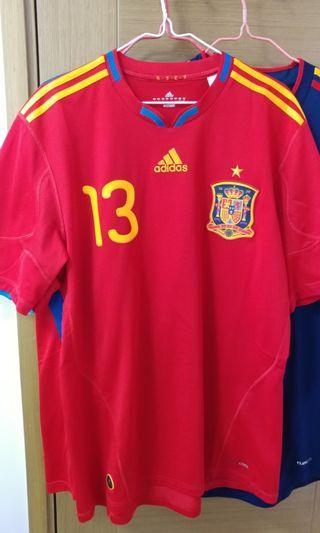 [BB來了清屋蝕讓] 西班牙 馬達球衣系列
