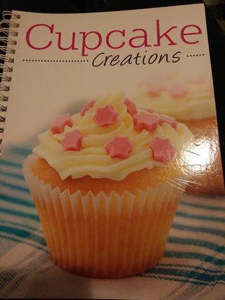 Cupcake Creations Cookbook