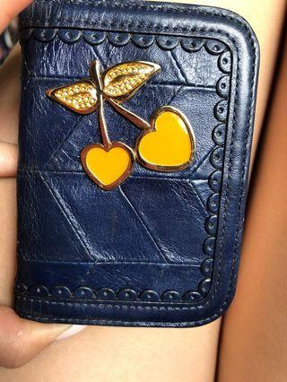 Anna Sui card holder