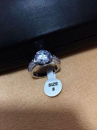 10KT Gold Filled Vintage Ring