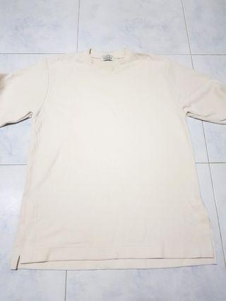 2.Seven - White Pullover