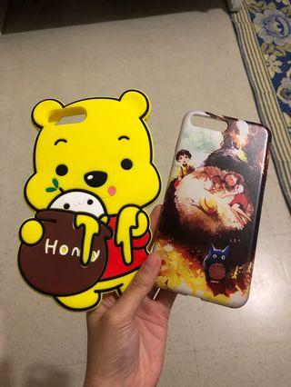iPhone 7 and 8 Plus Phone cases