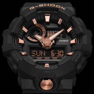 PROMOTION NOW!!! G-Shock Big Face Rose Gold Edition Diver Watch.