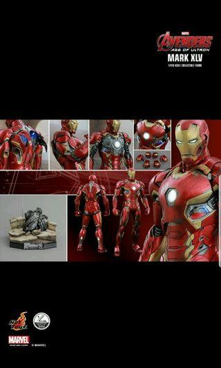 100% new hottoys 1/4 mark45 limited edition