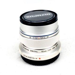 [BMC] Used Olympus M.Zuiko Digital ED 12mm f2 ASPH