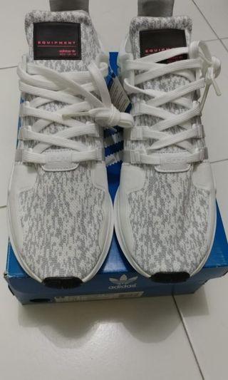 Adidas EQT white uk. 44 2/3