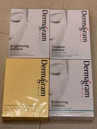 Dermagram Paper Mask