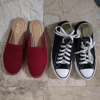 Auth Shoes  + Auth Longchamp Bundle