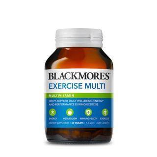 Blackmores Exercise Multi 60s