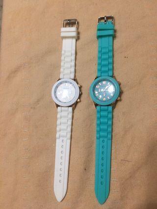 🚚 果凍 電子錶