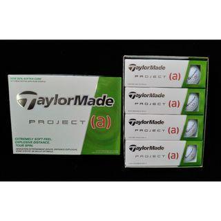 [全新] TaylorMade PROJECT(a) 高爾夫球 三層球