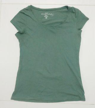 Army Green Tight Fit T Shirt