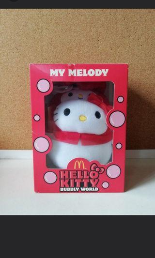 Hello Kitty Bubbly World Collectibles My Melody