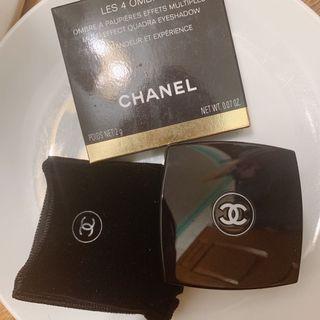 🚚 Chanel#268 四色眼影盤