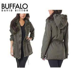Khaki Jacket - Buffalo