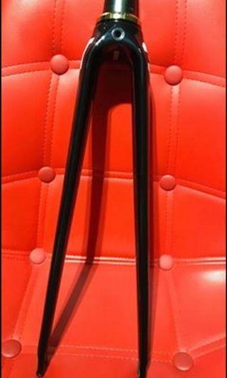 3T Rigida LTD Carbon Road Forks (2016)附碗組&上蓋