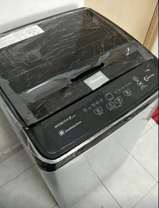 Hisense 7.5kg Washing Machine