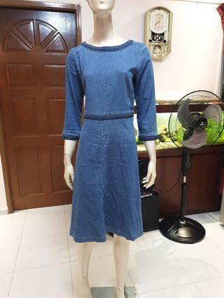 Denim Dress( edc)