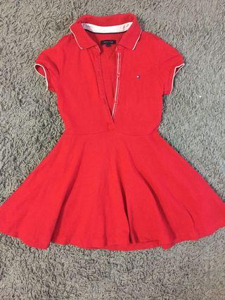 Tommy Hilfiger Polo Dress